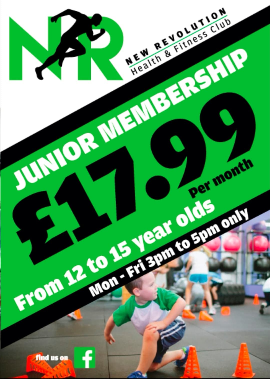 Junior Memberships